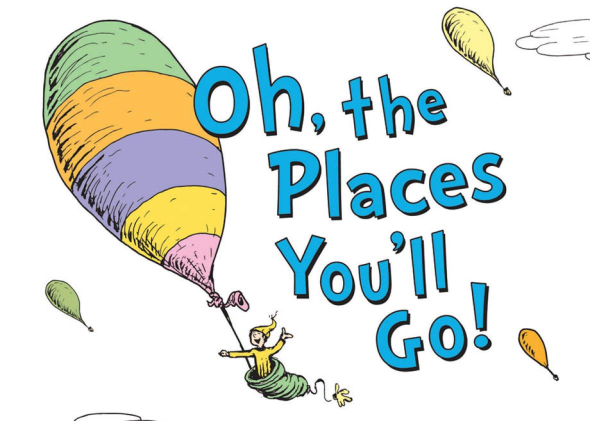 oh the places youll go rachel wilkinson